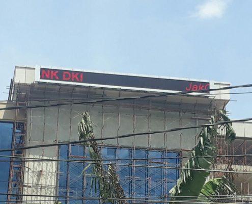 Running Text Led Jakarta